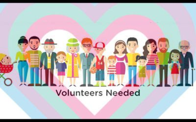 Volunteers: can you donate your time?