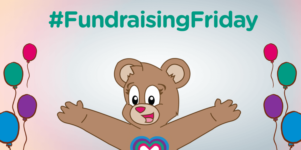FUNDRAISING FRIDAY – 21ST JUNE