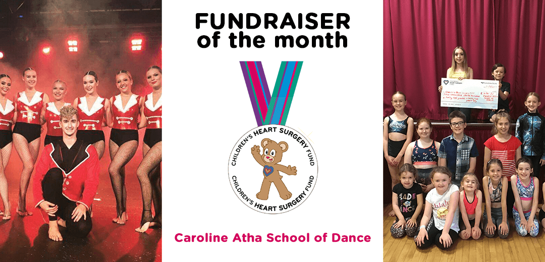Fundraiser of the Month: The Caroline Atha Dance School
