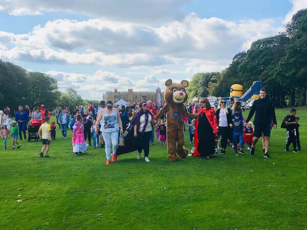 B&M Waste sponsor Superhero Walk to success