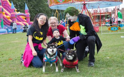 Children's Heart Surgery Fund are calling all superheroes for a day of family fun!