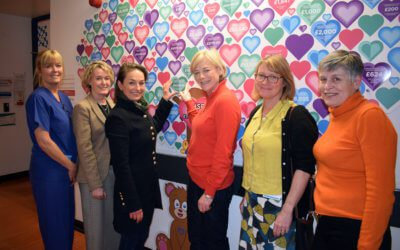 A highly significant donation from Yorkshire Children's Hospital Fund