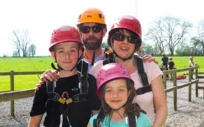 FAMILY CAMP FOR Children's HEART SURGERY FUND gets a boost