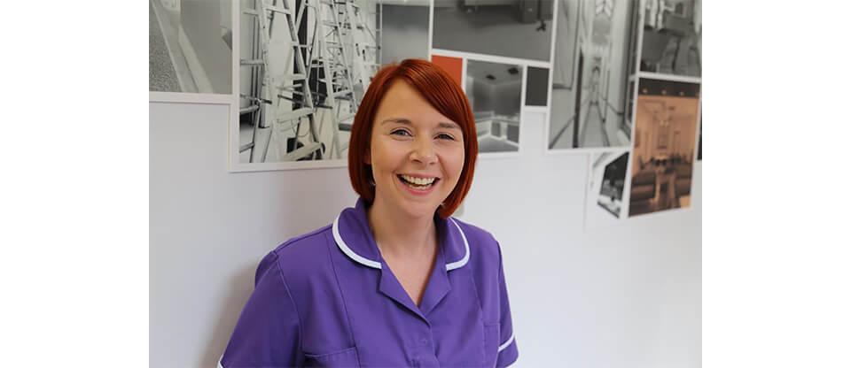 Ruth Foley: Research Nurse role