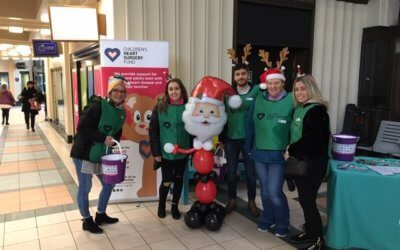 Can you help CHSF on 6th December?