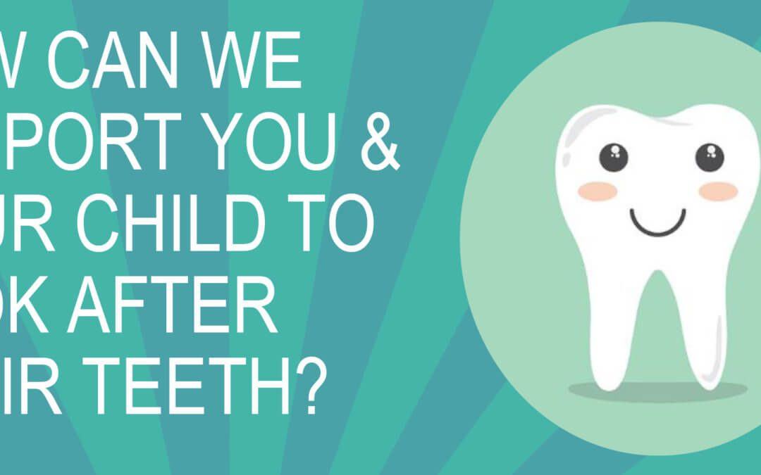 WE NEED YOUR HELP: Oral Health Project