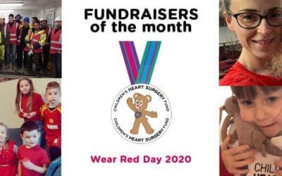 Fundraisers of the Month: March 2020