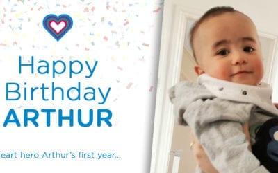 A whole year of Arthur Yule…