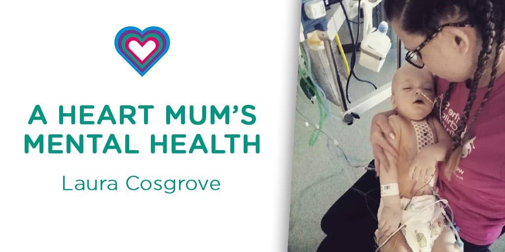 A heart mum's mental health