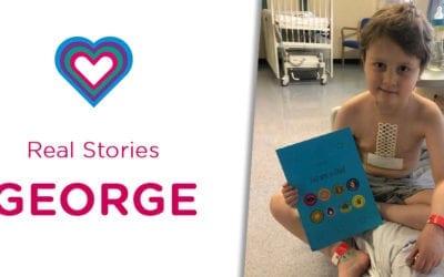 Real Stories: George Hinkins