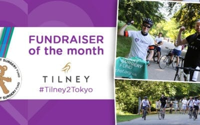 Fundraiser of the Month: Tilney