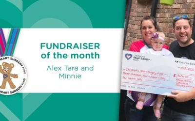 Fundraiser of the Month: September 2020