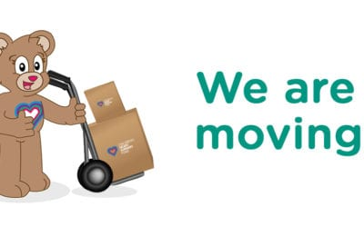 CHSF are moving to a new office!
