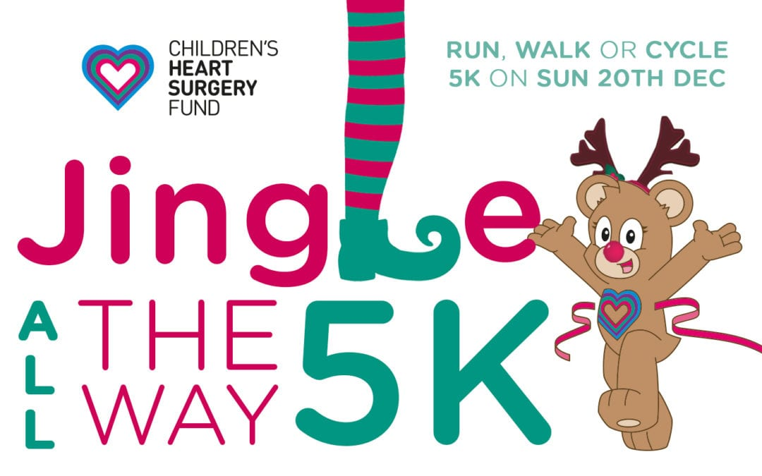 JINGLE ALL THE WAY 5K
