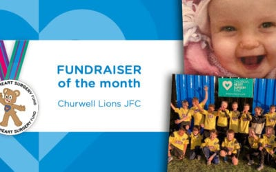Fundraiser of the Month: January 2021