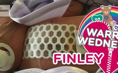 #WarriorWednesday: Finley