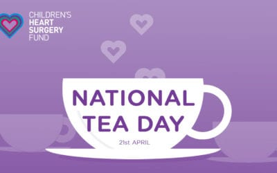 CELEBRATE NATIONAL TEA DAY WITH CHSF