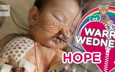 #WarriorWednesday: Hope