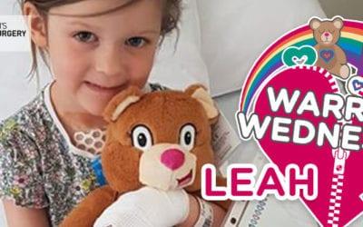 #WarriorWednesday: Leah