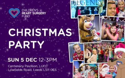 CHSF Christmas Party: Register your interest!