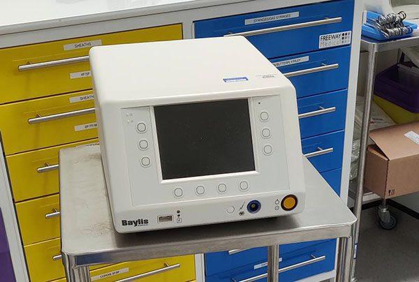 Lloyds Community Fund donate £5k towards vital heart machine